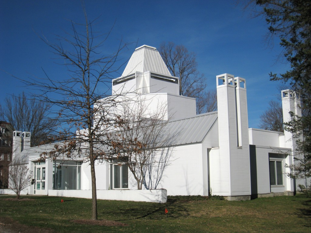 The JRC is home to Jewish life at Williams.
